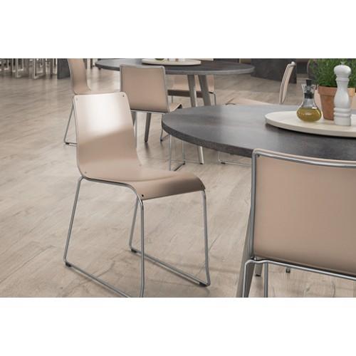 Пробковый пол Egger Дуб Альба серый коллекция PRO Comfort Classic 31 класс 10 мм EPC013 (Германия)