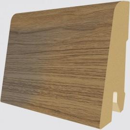 Плинтус Egger Дуб Ольхон коричневый L389 (EPL145)