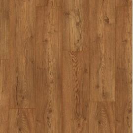 Виниловый пол Egger Дуб потрескавшийся коричневый коллекция Design+ ED4026